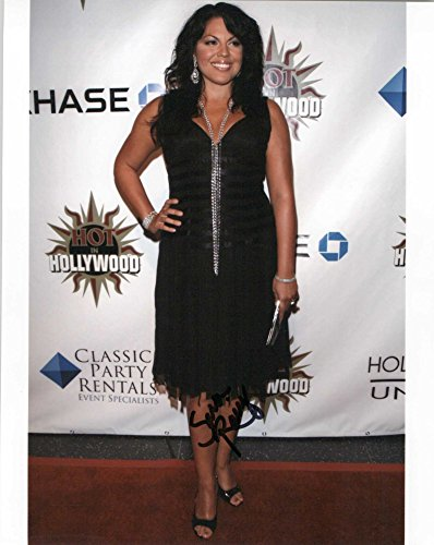 Sara Ramirez Signed Autographed Glossy 8x10 Photo - COA Matching Holograms