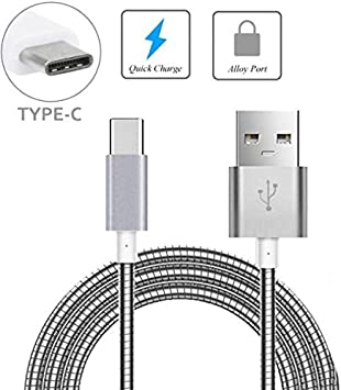 "For Samsung Galaxy Tab S3 9.7/"" USB-C Type C Date Sync Charger Charging Cable"