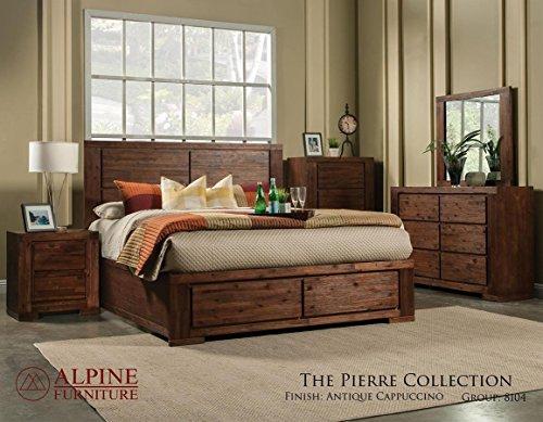 Pierre Mirror - Alpine Furniture Pierre Mirror