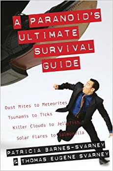 Book A Paranoid's Ultimate Survival Guide