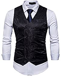 Tuxedo Vest for Men
