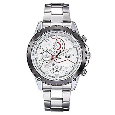 Casual Sports 3 Dial Decoration Quartz Men's Waterproof Commercial Watch