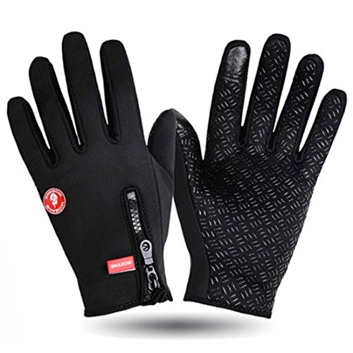 Royal Opera House Costume (1 Sets (1-Pair) Perfectly Popular Hots Waterproof Touch Screen Warm Glove Ski Gift Comfortable Motorcycle Decor Size M Color Black)