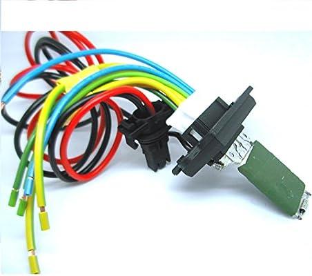 Wiring Loom For Renault Scenic Heater Blower Resistor 2003-2009 Grand