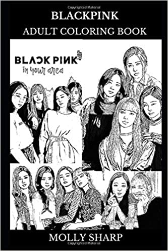 520 Coloring Pages Blackpink Images & Pictures In HD