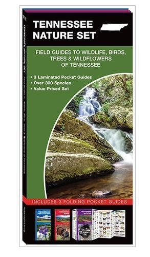 Tennessee Nature Set: Field Guides to Wildlife, Birds, Trees & Wildflowers of (Tennessee Birds)