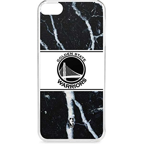 Skinit NBA Golden State Warriors iPod Touch 6th Gen LeNu Case - Golden State Warriors Marble Design - Premium Vinyl Decal Phone Cover by Skinit