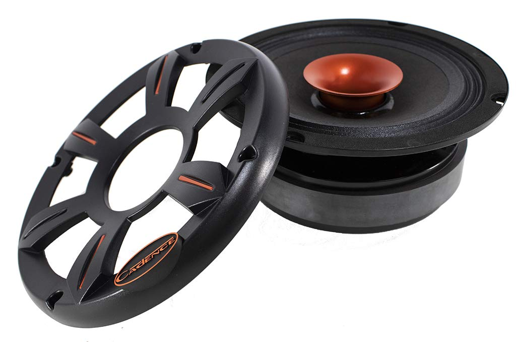 Cadence XPRO62CX XPRO62CX 6.5'' Pro Audio Mid withCompression Driver 4Ω 75W RMS by Cadence (Image #2)