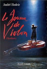 Le Joueur de violon (Musikant) par André Hodeir