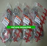 GOWE rod assy connecting for 729402-23100 2pcs rod assy connecting + 3 sets piston ring set