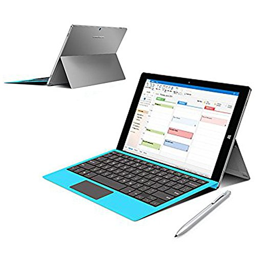 AWOW 11.6 Inch 8GB 64GB 2-in-1 Laptops Tablet PC with Windows 10 and Android 6.0 Keyboard Stylus - ( Intel X7 Z8750 Quad Core 2.56Ghz | Intel HD Graphics 405 | IPS 1920X1080 | USB 3.0 | Type C ) by AWOW (Image #7)