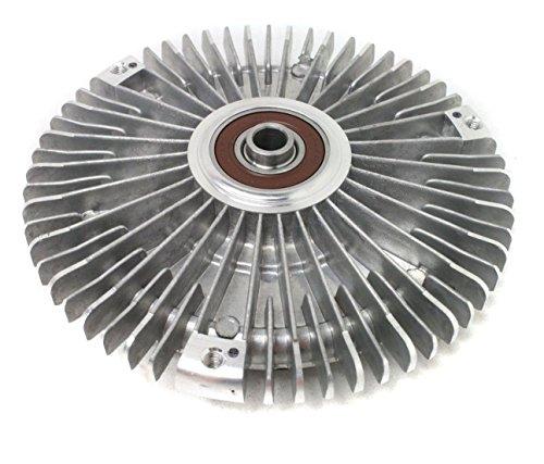 (Engine Fan Clutch for Mercedes-Benz 190D 300D 300SD 300SDL 300TD 350SD 350SDL S350 Premium Quality 6062000022/6032000422 )