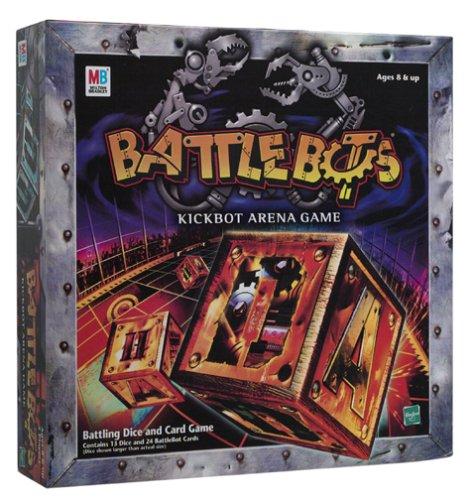 - Battle Bots -Kickbot Arena Game