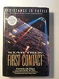 img - for Star Trek First Contact (Star Trek The Next Generation) book / textbook / text book