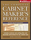 img - for The Complete Cabinetmaker's Reference (Popular Woodworking) book / textbook / text book