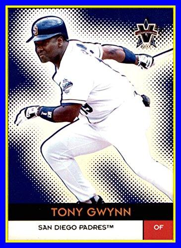 - 2000 Vanguard #96 Tony Gwynn RIP HOF SAN DIEGO PADRES
