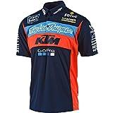 Troy Lee Designs 2018 KTM Team Pit Shirt-L