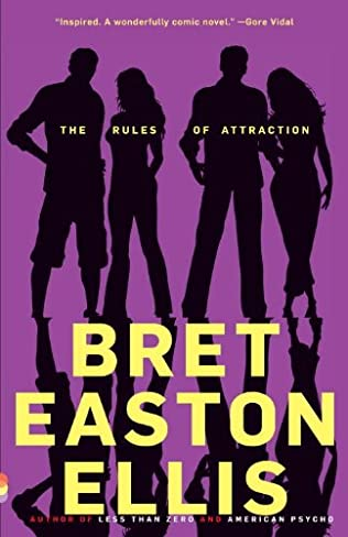 book cover of The Rules of Attraction