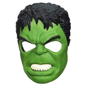 Marvel Avengers Assemble Hulk Hero Mask