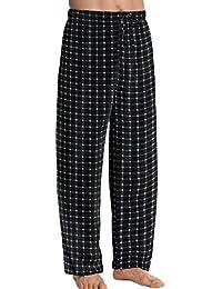 Hanes Men's ComfortSoft Cotton Printed Lounge Pants