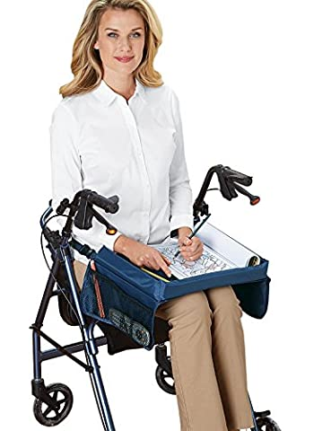 Handy Lap Tray for Wheelchair and Perfect Desk for Eating and in the Car - Wheelchair Table