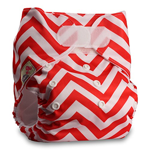 Littles /& Bloomz Reusable Pocket Cloth Nappy Fastener: Hook-Loop Without Insert Set of 1 Pattern 39