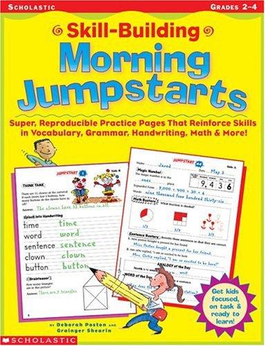 Amazon.com: Skill-Building Morning Jumpstarts: Super, Reproducible ...