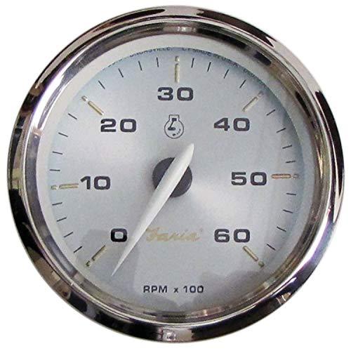 - Faria One Size 39004 Kronos Tachometer 6000Rpm