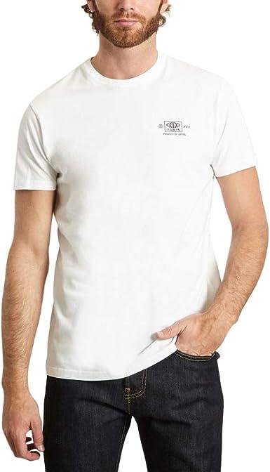 Edwin Camiseta Corporativa Blanca: Amazon.es: Ropa y accesorios