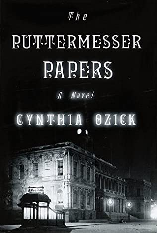 book cover of The Puttermesser Papers