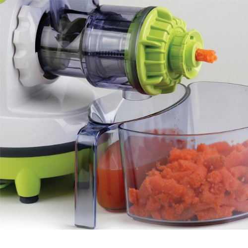 Slow Juicer Lime : Kuvings NJE-3530U Masticating Slow Juicer, Lime Home Garden Kitchen Dining Kitchen Appliances ...
