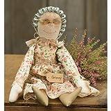 Heart of America Granny Primitive Doll