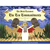 The Brick Testament: The Ten Commandments