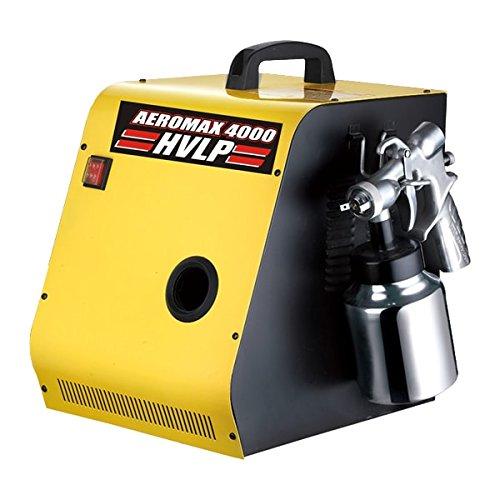 BUILDER AEROMAX4000 Paint Sprayer, 230 V, Yellow