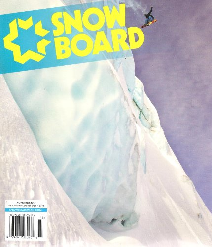 (Snowboard Magazine November 2012)