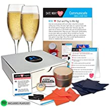 """Date Night Box- Our """"Tango Together"""" is all about communicating in a fun way with your partner. This creative date night for couples is ready to open and enjoy any time of year."""