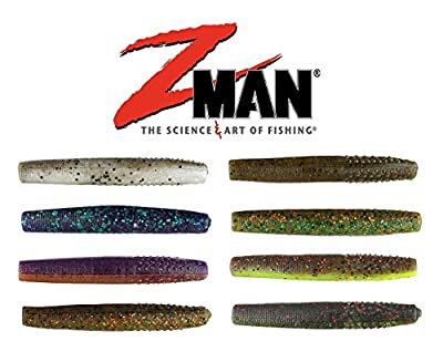 Z-MAN Finesse TRD (The Real Deal) Ned Rig Bait 2.75 inch 8 Pack