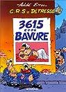 C.R.S = détresse, tome 2 : 3615 code BAVURE ! par Achdé