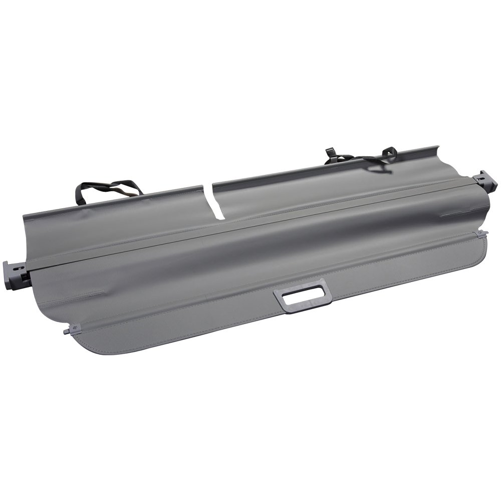 Rear Cargo Security Cover Fits 2006-2010 Kia Sportage OE Style Retractable Luggage Coverage by IKON MOTORSPORTS 2007 2008 2009