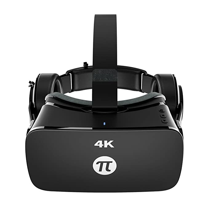 c0c3805adc8 PIMAX 4K Virtual Reality Headset VR Headset 3D VR Glasses for PC Game Video  VR Devices  Amazon.co.uk  PC   Video Games