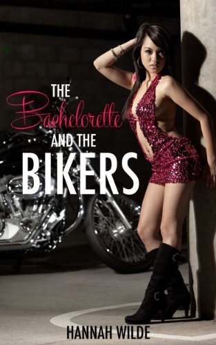 Jacket Hannah (The Bachelorette And The Bikers)