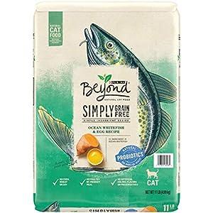 Purina Beyond Grain Free, Natural, Ocean Whitefish & Egg Adult Dry Cat Food