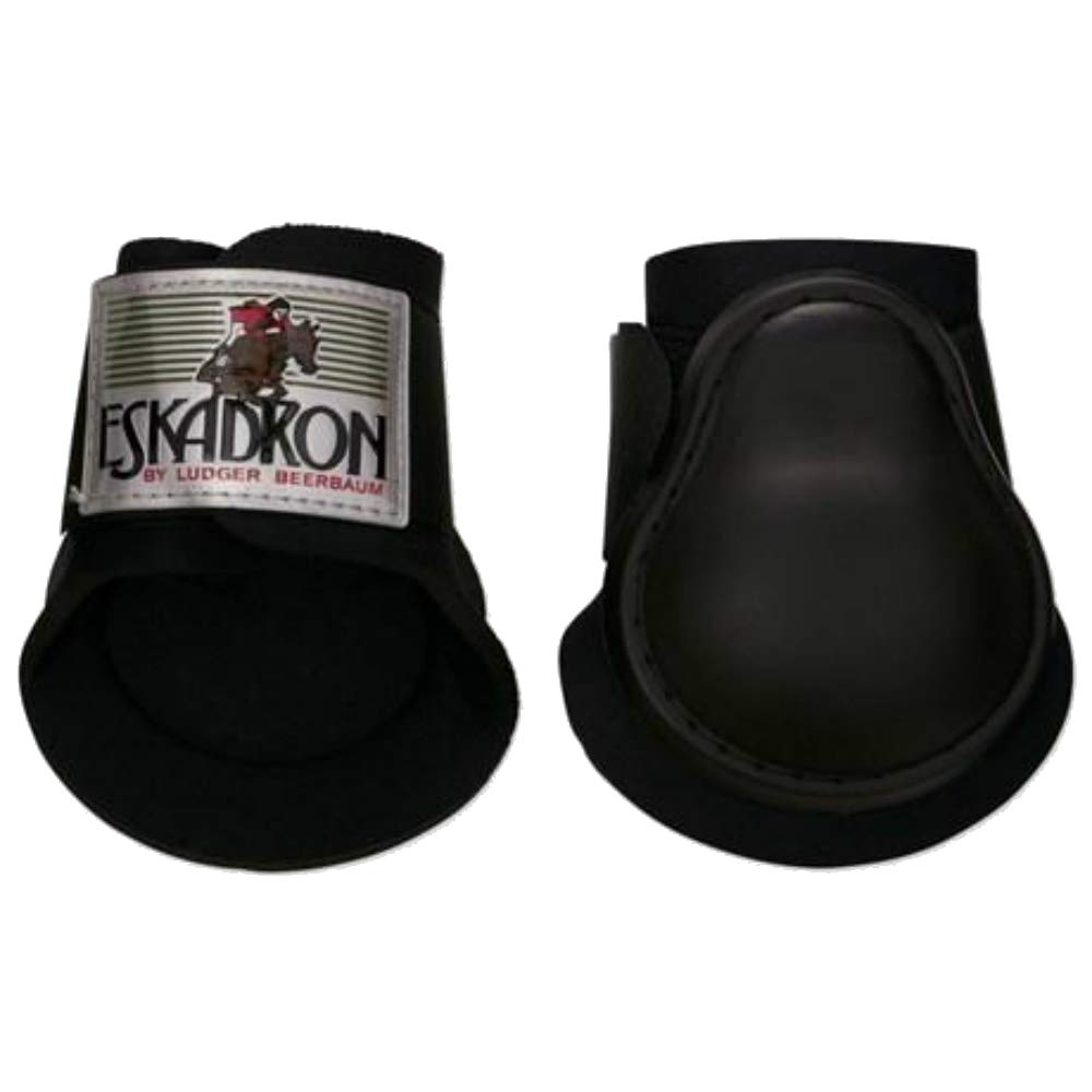 Eskadron Protection Fetlock Boots Black Full