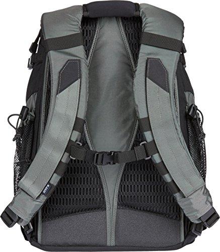 5.11 Covrt 18 Backpack (Asphalt/Black, 1 Size)