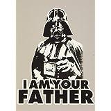 Star Wars Darth Vader I Am Your Father Fridge Magnet