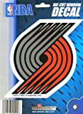 NBA Portland Trailblazers Die-Cut 6'' Window Decal