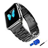 Phonewatch Apple Watch Band 42mm Stainless Steel