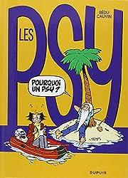 Les Psy - tome 17 - Pourquoi un psy ?