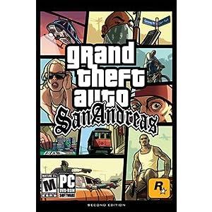 Amazon com: Grand Theft Auto: San Andreas V2 0 - PC: Video Games