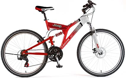 6faf66e03ec Image Unavailable. Image not available for. Color: Jeep Cherokee Sport 26-Inch  Mountain Bike